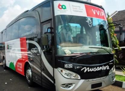 Daftar Agen Bus Nusantara di Jawa 2019
