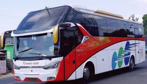 Bus Bandung Batumarta dengan Kramat Djati