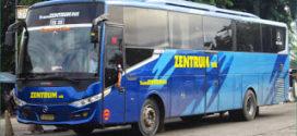 Bus Semarang Jakarta Ekonomi Trans Zentrum 2019