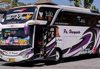 Bus Haryanto Rembang Jakarta Terbaru 2020